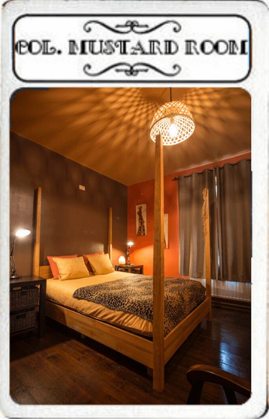 Au-Plaisir-Cluedo-Colonel-Mustard-chambres-d'hôtes-chambres-à-thème